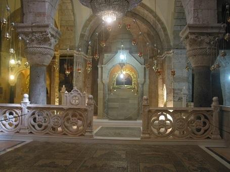 180313 jerusalem21 holy sepulchre.JPG